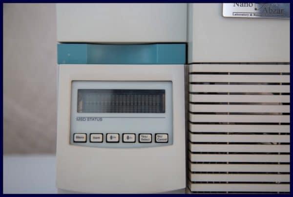 Agilent 5973N Mass Selective Detector